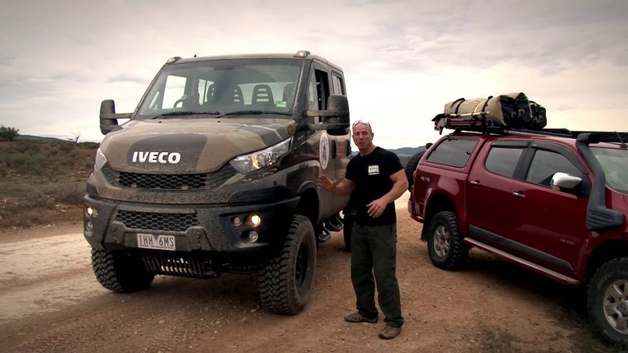 iveco 4x4 testimonials youtube. Black Bedroom Furniture Sets. Home Design Ideas