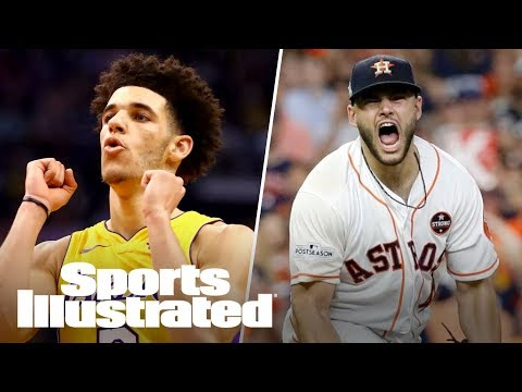 Lonzo Ball Releases 'Super Saiyan' Rap, 2017 World Series Preview | LIVE | Sports Illustrated