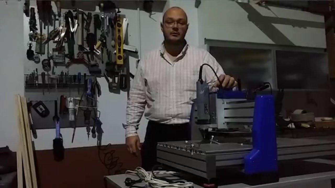 Diy Fr Mesa Plegable Cnc Fresadora Eco CxodBe