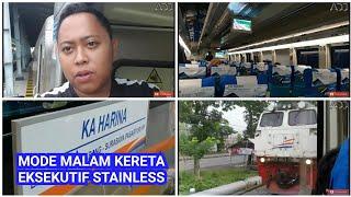 Naik Kereta Harina Stainless Steel - Mode Malamnya Buat Ketagihan