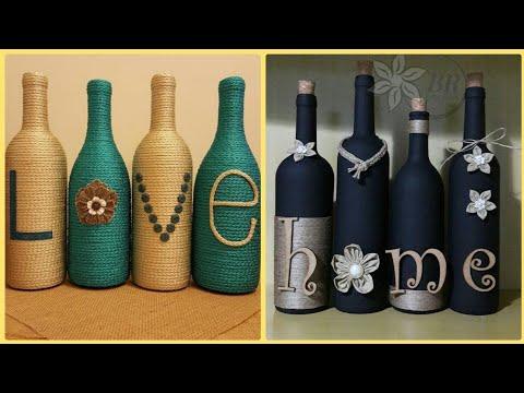 diy-wine-bottle-home-decoration-idea---empty-wine-bottle-decoration-ideas