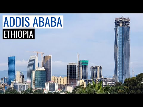 Addis Ababa - Ethiopia: The African Political Capital