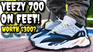 "ADIDAS YEEZY BOOST 700 ""WAVE RUNNER"" REVIEW & ON-FOOT! RESTOCK INFO & EVERYTHING YOU NEED TO KNOW!"