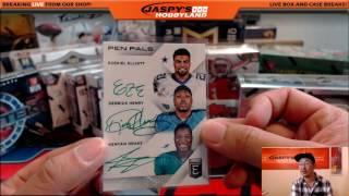10/01/16 - Jaspy's 23-Box Bounty Hunter Random Team NFL Football Mixer #2