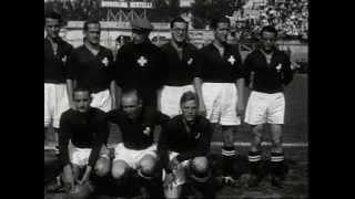 WK Voetbal: Nederland - Zwitserland (1938)