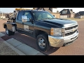 2009 Chevrolet Silverado 3500 HD Tow trucks 4x4 Autoloader Wrecker