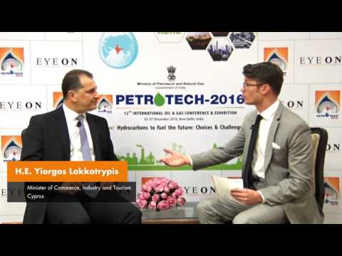 Cyprus, Yiorgos Lakkotrypis, Minister of Energy, Commerce, Industry and Tourism