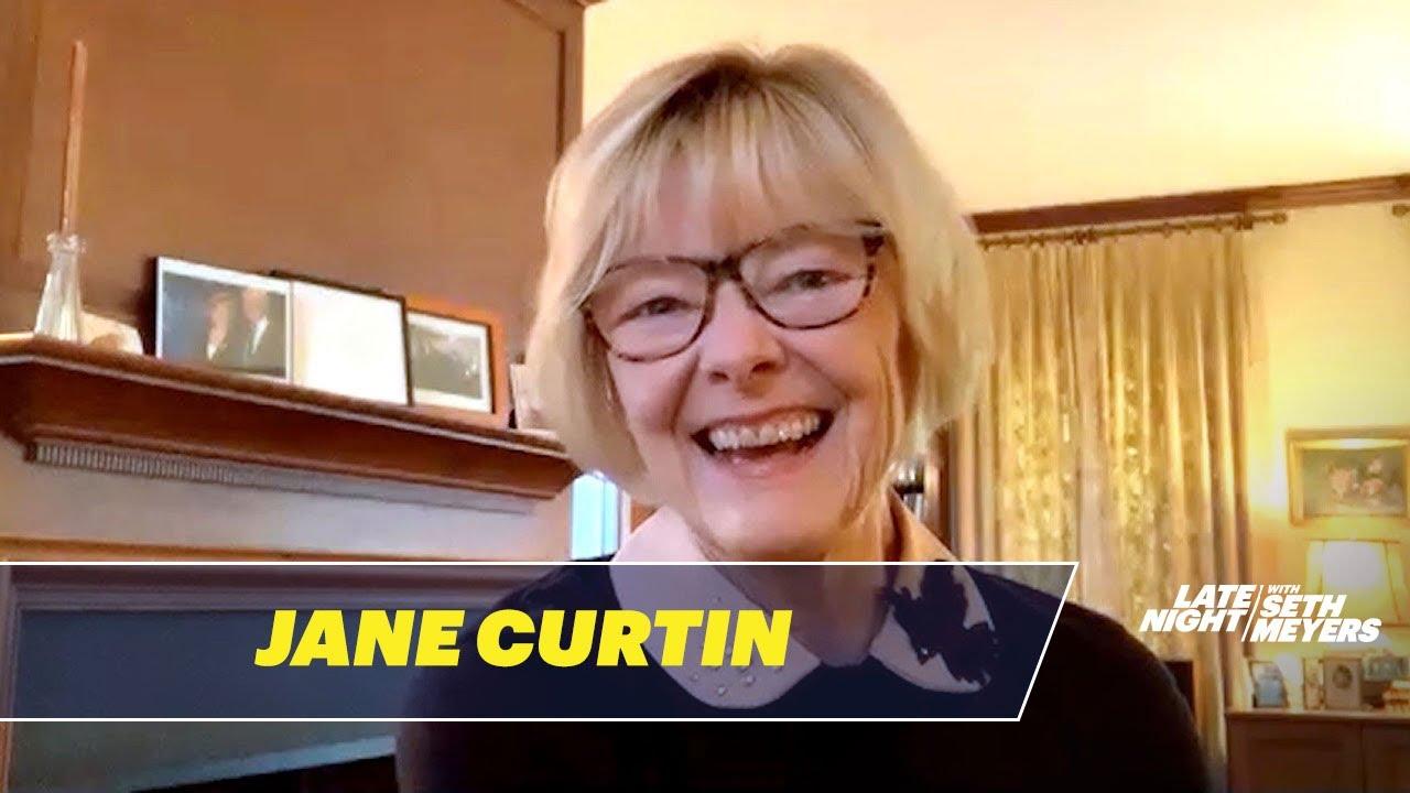 Jane Curtin Had a Close Encounter with an Orangutan