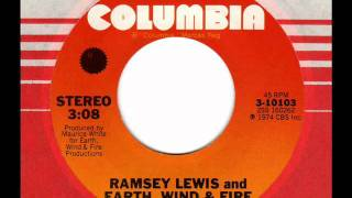 RAMSEY LEWIS and EARTH,WIND & FIRE  Sun Goddess