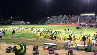 Kennedy v Cypress Football Game 2015