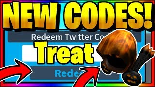 ALL *NEW* WORKING CODES! UPDATE 11 Roblox [HALLOWEEN EVENT] Case Clicker