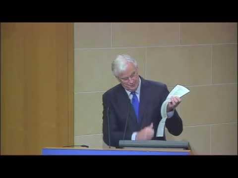Michel Barnier: Developments in EU-US Financial Services