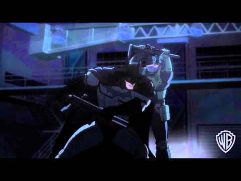 "SDCC: ""BATMAN: ASSAULT ON ARKHAM"" Panel"