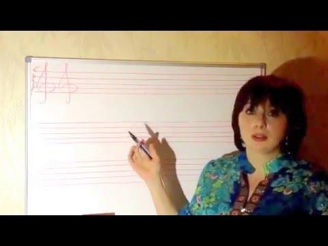 Урок 2 Игра на пианино Скрипичный ключ Ноты первой октавы Приём non legato. Musical notation.