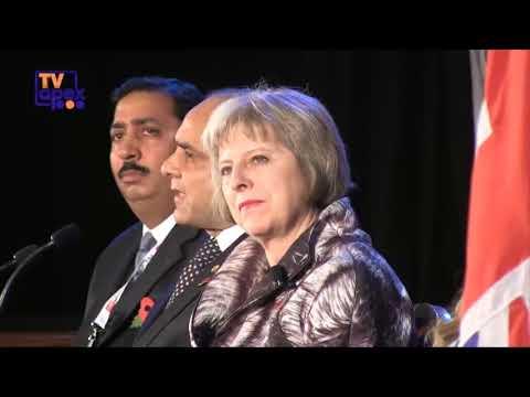 Women achievers Theresa may