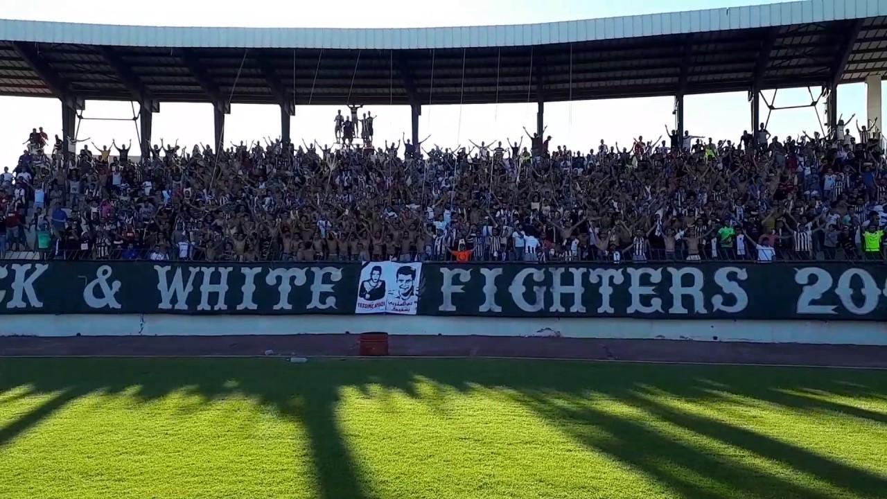 Match: Ultras Club Sportif Sfaxien // Ultras Mouloudia Club Alger