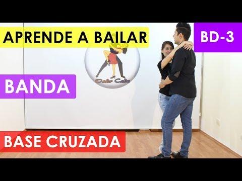 COMO BAILAR BANDA - BASE CRUZADA