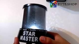 Lampara Led Iluminación Estrellas En Tu Habitación Proyector Starmaster Byteshop.com.mx(http://www.byteshop.com.mx Lada (01 55) Tel 65-48-83-86 o 50-05-96-53 Compralo aqui ..., 2015-04-09T19:47:48.000Z)