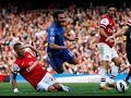 24.09.16 of derby  Arsenal  vs Chelsea - Fights, Fouls, Dives & Red cards | HD