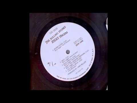 The Rolling Stones - Dead Flowers - Promotional Mono DJ Vinyl