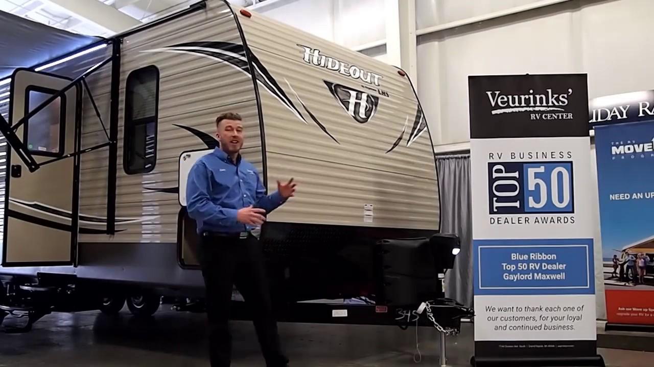 Rv Dealers In Grand Rapids Mi >> For Sale 2017 Keystone Rv Hideout 272lhs Review Grand Rapids Mi 616 965 9622