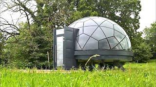 9 Futuristic Tiny Houses