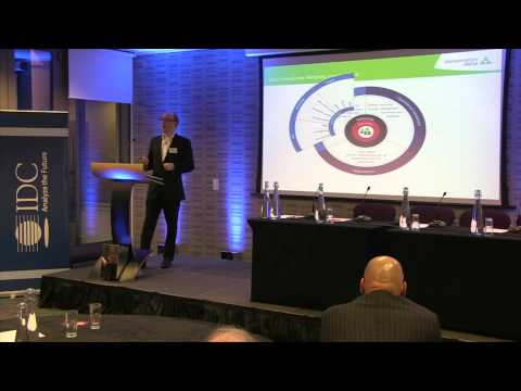 IDC Conference: Secure Enterprise Mobility Presentation and Interview