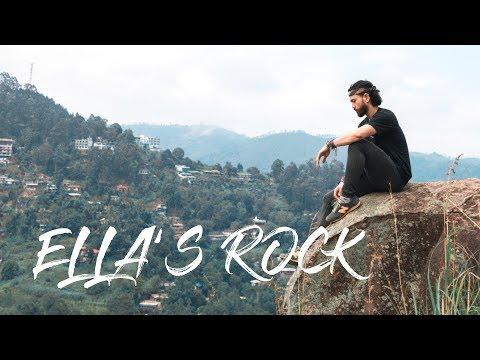 2 Minute Daily Travel Vlog || Sri Lanka - Ella's Rock
