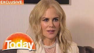 Nicole Kidman on the role that nearly broke her