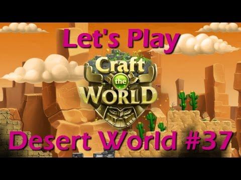 Craft The World | Desert Planet | Let
