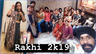 Rakhi VLOG 2k19 || Family Fun Day || Fitness And Lifestyle Channel