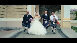 Ирландская свадьба в Одессе от студии Креатив Арт