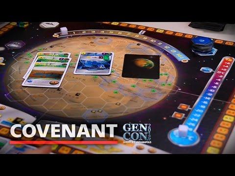 Terraforming Mars | Board Game Overview | GenCon 2016
