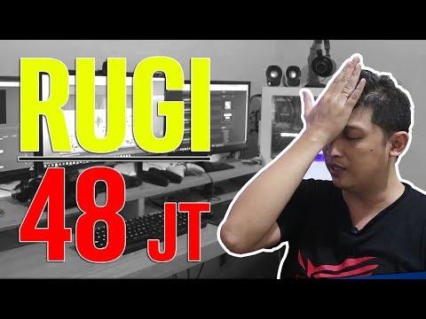 #Curhat - RUGI 48 JUTAH Apesss Apeessss