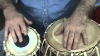 White India - Tabla Lesson -14-Theka