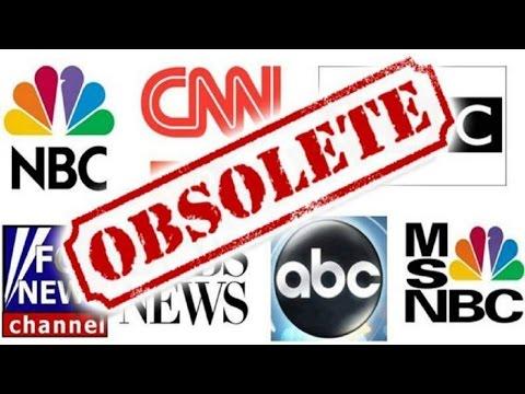 The Mainstream Media Seek To Destory Independent Media