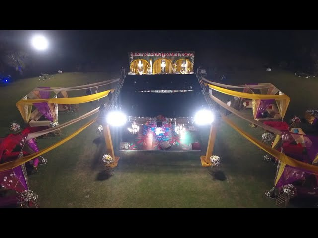 Open air mehndi event   Outdoor mehndi Event ideas   Outdoor event planner in Pakistan a2z events.