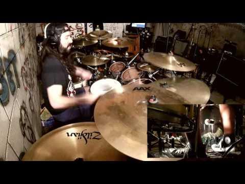 Glen Monturi - Fixxxer (Metallica Drum Cover)