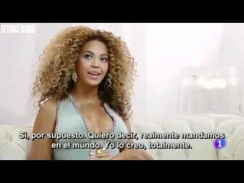 Beyoncé Interview with Anne Igartiburu