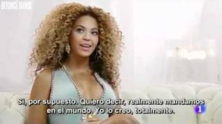 Beyoncé Interview with Anne Igartiburu