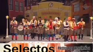 Water Closet. Preliminares del Concurso de Murgas del Carnaval de Badajoz 2014