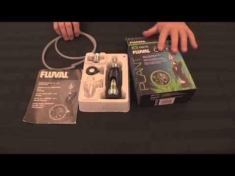 HOW TO: Setup a Fluval 45g CO2 Kit
