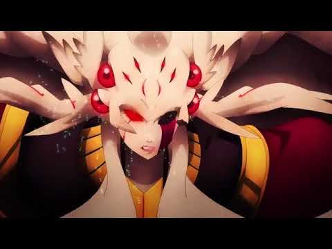 SAO: Ordinal Scale - 100th floor boss vs Kirito, Asuna & party (60 FPS)