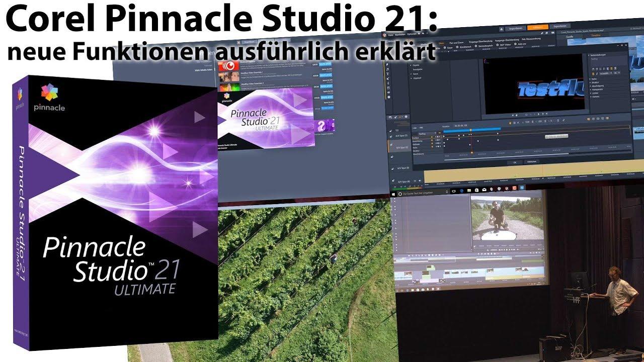 pinnacle studio 20.5 ultimate
