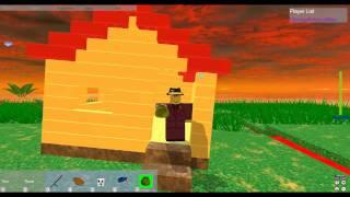 Roblox- Earthquake Disaster!