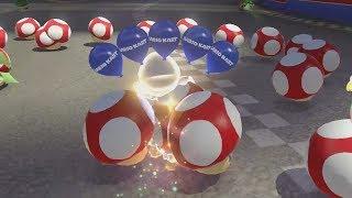 Mario Kart 8 Deluxe Item HACKER Battles with SponSubs! (Part 2/2)