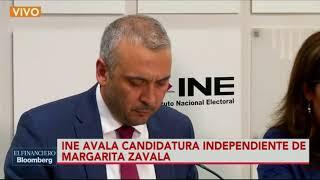 Sólo Zavala cumple con requisito de firmas para candidatura; Bronco y Ríos Piter quedarían fuera