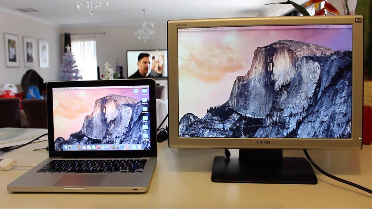 How To Utilize Dual Displays with your MacBook Henge Docks