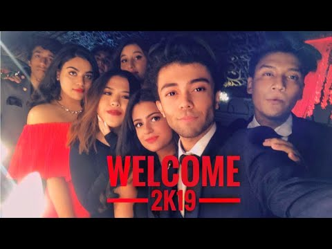 The Welcome Party Ft Roots College Of Pakistan