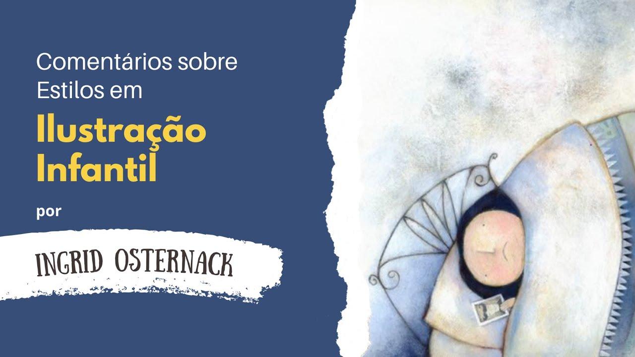Estilos em Ilustração Infantil